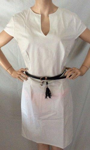 Robe fourreau blanc