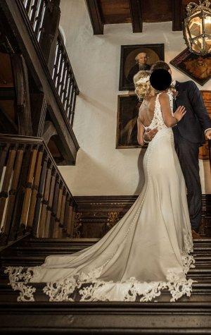 Wedding Dress white-nude