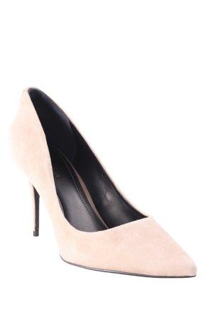 Kendall + Kylie Spitse pumps beige elegant