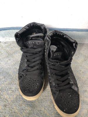 Kennel + schmenger High Top Sneaker black