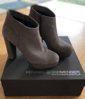 Kennel & Schmenger Amina Plateaustiefelette
