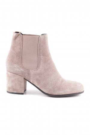 Kennel + schmenger Ankle Boots roségoldfarben Casual-Look