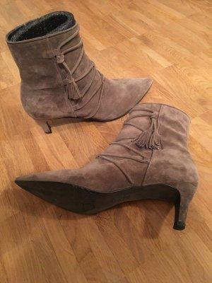 Kennel & Schmenger Ankle Boots Stiefelette Cowboy Wildleder