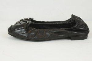 Kennel & Schmenger Ballerina Gr. 6,5 schwarz Leder