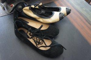 Kennel&Schmenger Ballerinas Größe 38 + lavorazione Schuhe 2 Paare