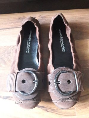 Kennel & Schmenger Ballerinas Slipper braun 37