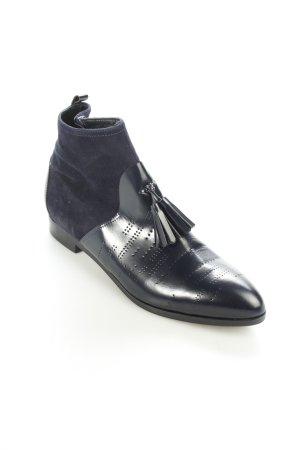 Kennel + schmenger Booties dunkelblau extravaganter Stil