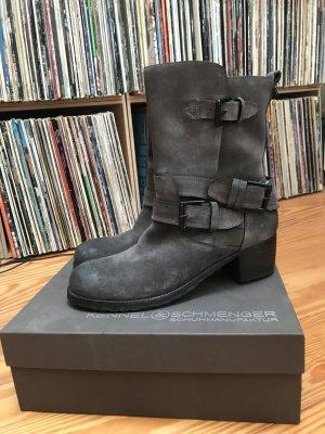 Kennel & Schmenger Boots Stiefel grau