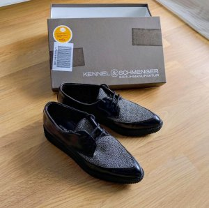 Kennel & Schmenger Damen Oxfords. Leder.