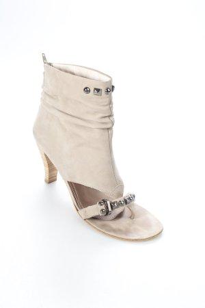 Kennel + schmenger High Heel Sandaletten graubraun Party-Look
