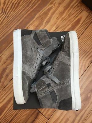 Kennel & Schmenger High Top Sneaker grau