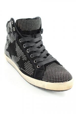 Kennel + schmenger High Top Sneaker Sternenmuster Casual-Look