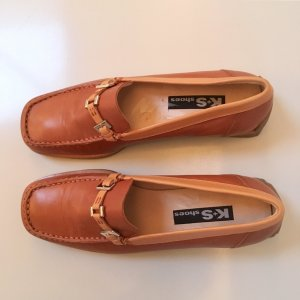 Kennel & Schmenger K+S Mokassin Loafer in cognac 39 / 6
