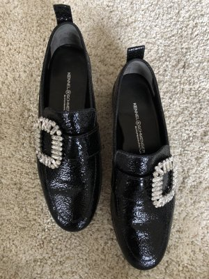 Kennel&Schmenger Loafer in Schwarz Lack