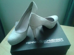 Kennel&Schmenger Pumps Snake-Optik