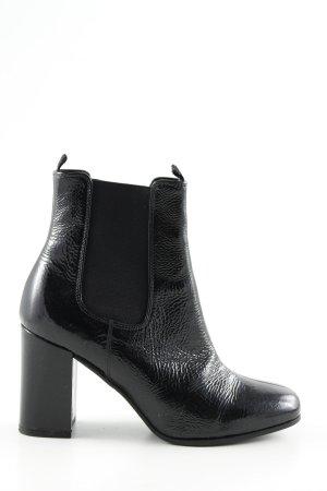Kennel + schmenger Slip-on Booties black casual look