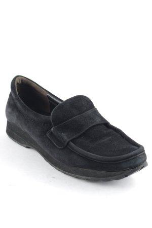 Kennel + schmenger Slip-on noir style décontracté