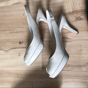Kennel & Schmenger Schuhe Slingpumps nude