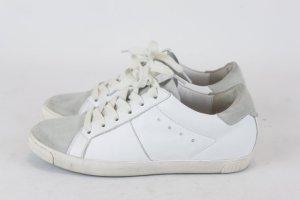 Kennel & Schmenger Sneaker Gr. 37 weiß Leder Turnschuhe (E/MF/SC)