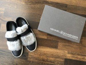 Kennel & Schmenger Sneaker Gr.40 schwarz grau