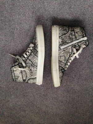 Kennel & Schmenger Sneaker in Schwarz und Weiß Gr. 38