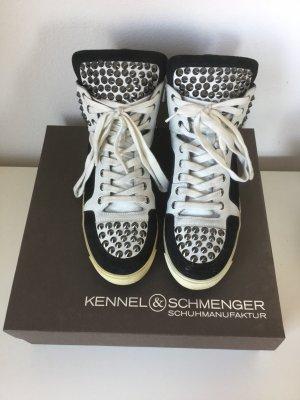Kennel & Schmenger Sneaker mit Nieten