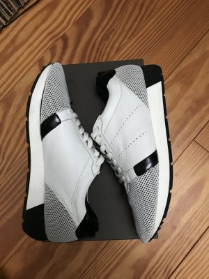 Kennel + schmenger Low Shoes white-black