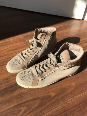 Kennel&Schmenger Sneaker taupe Swarovski