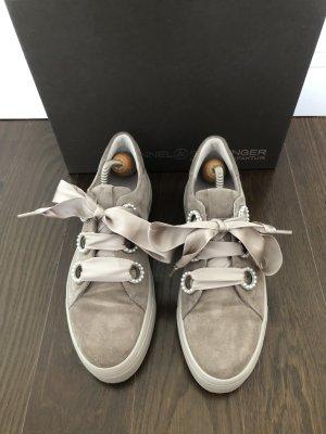 Kennel und Schmenger Lace-Up Sneaker beige-taupe
