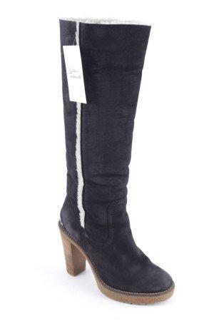 Kennel + schmenger Stiefel schwarz Street-Fashion-Look