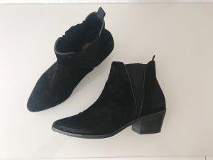 Kennel und Schmenger Booties black leather