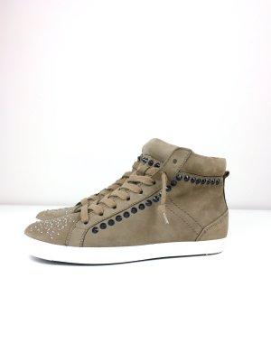 Kennel&Schmenger Velourleder Sneaker Turnschuhe Gr. 38 braun