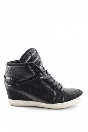 Kennel + schmenger Wedge Sneaker schwarz Casual-Look