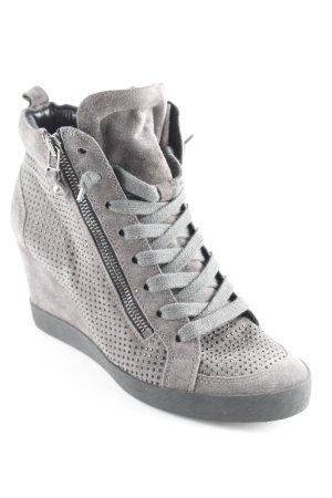 Kennel + schmenger Wedge Sneaker grau Casual-Look