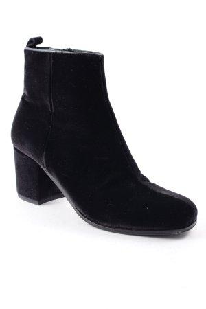 Kennel + schmenger Winter boots zwart straat-mode uitstraling