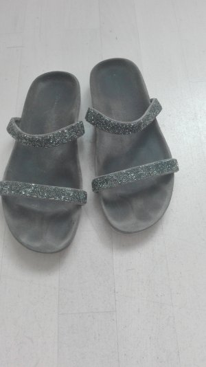kennel und schmener sandale 36 3,5 swaovski