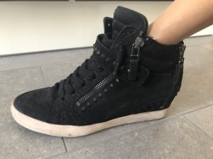 Kennel + schmenger Wedge Sneaker black