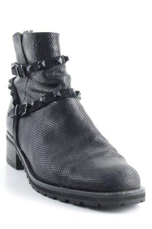 Kennel und Schmenger Booties schwarz Casual-Look