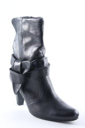 Kennel und Schmenger Cut-Out-Stiefeletten schwarz Casual-Look