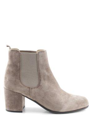 Kennel und Schmenger High Heel Stiefel Farbverlauf Street-Fashion-Look