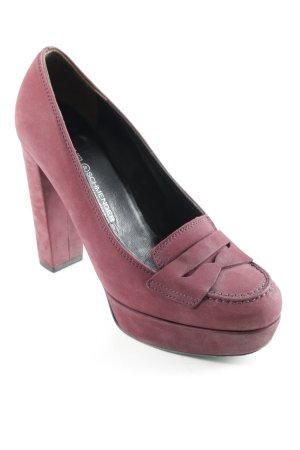 Kennel und Schmenger High Heels purpur Casual-Look