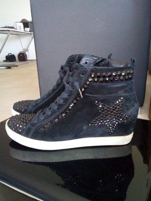 Kennel und Schmenger Keilsneaker mit original Swarovski Kristallen