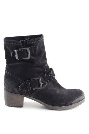 Kennel und Schmenger Short Boots black casual look