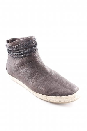 Kennel und Schmenger Short Boots black brown street-fashion look