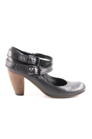 Kennel und Schmenger Mary Jane Pumps black-brown casual look