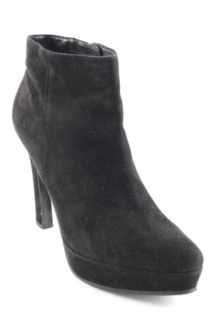 Kennel und Schmenger Zipper Booties black elegant