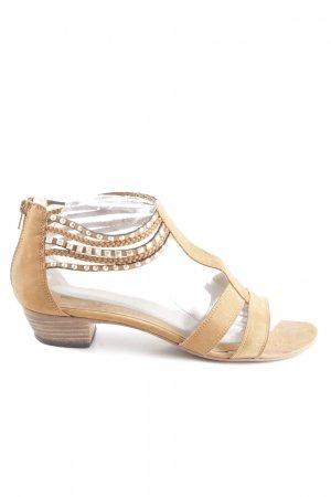 Kennel und Schmenger Roman Sandals nude casual look