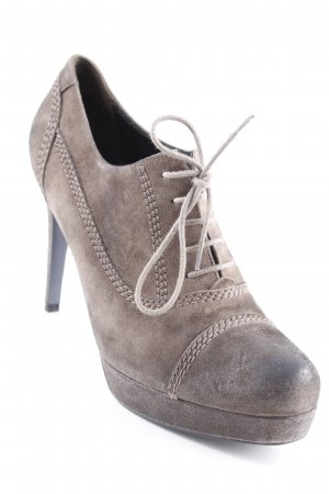 Kennel und Schmenger Lace-up Pumps grey casual look
