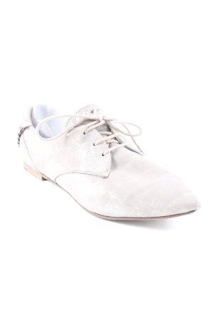 Kennel und Schmenger Schnürschuhe graubraun extravaganter Stil