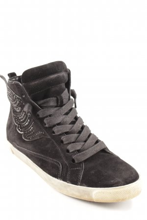 Kennel und Schmenger Lace-Up Sneaker black athletic style